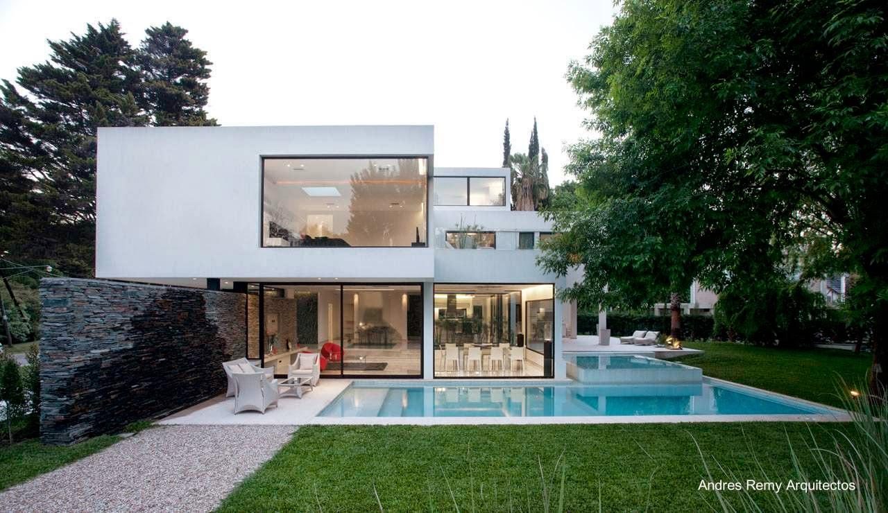 Casas modernas y contemporáneas en Argentina. | Inversor Compra